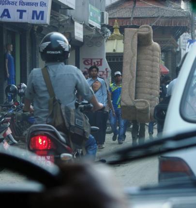 April 26 - Kathmandu Streets (2)